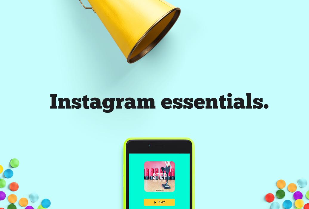 Instagram starter pack: le basi